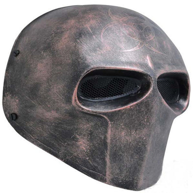 Biohazard Resident Evil Mask Cosplay Helmet Tactical Protection