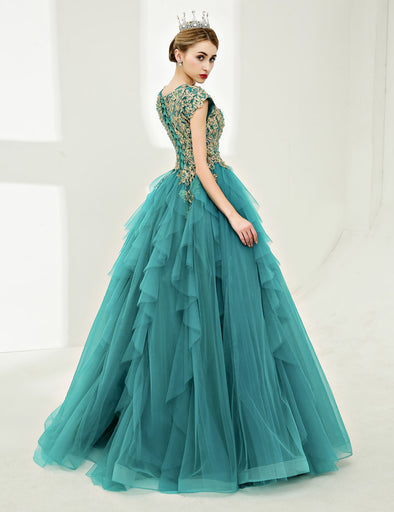 cosplay court long medieval dress Renaissance Gown princess cosplay Victorian/Marie Antoinette bell ball gown