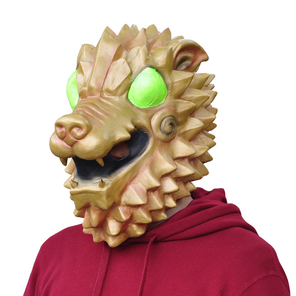 Battle Royale Hound Mask Cosplay Hound Latex Masks Helmet - Cosplay Infinity