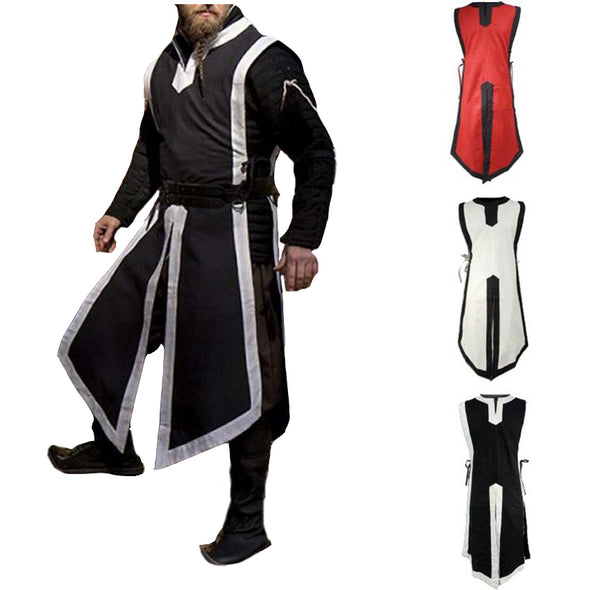 Adult Men Medieval Costume Archer Warrior Cosplay Outfit Roman Soldier Knight Stage - Cosplay Infinity