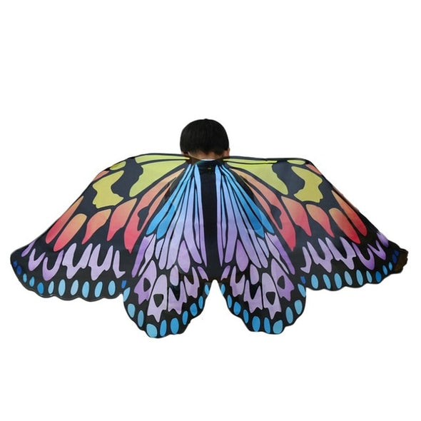 Owl, Butterfly Wings Cosplay Dress Fantasy Birds Child Kids Costume - Cosplay Infinity