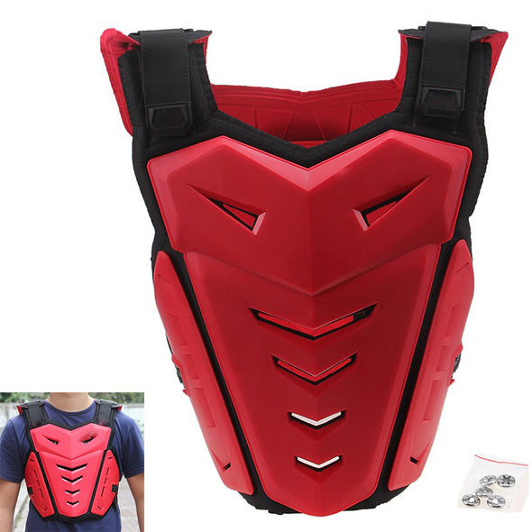 Motorcycle Jackets EVS F1 Roost Guard Chest Protector Armor Cosplay