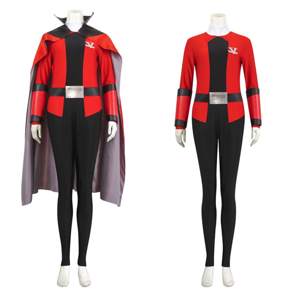 Super Sentai Costumes Kaitou Sentai Lupinranger VS Keisatsu Sentai Patranger Cosplay Customized High-end Cosplay Unisex