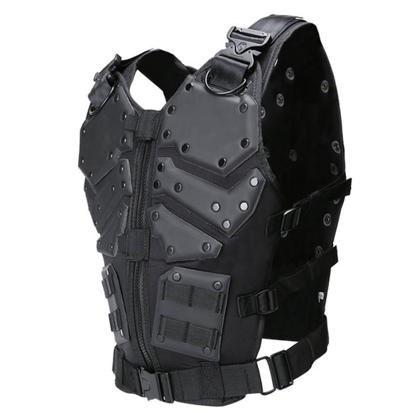 TF3 Special Forces 600D Nylon Tactical Vest Airsoft Body Armor for Man Outdoor Hunting Protective Vest