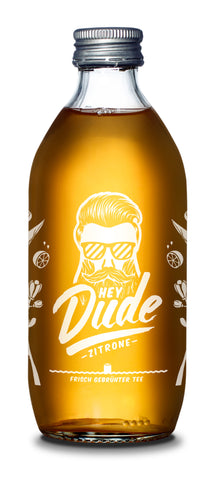 Hey Dude Citron verre 33cl