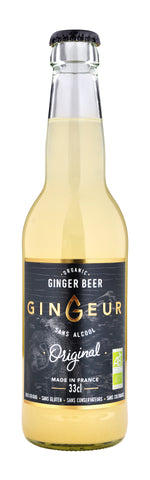 Gingeur Original Bio verre 33cl