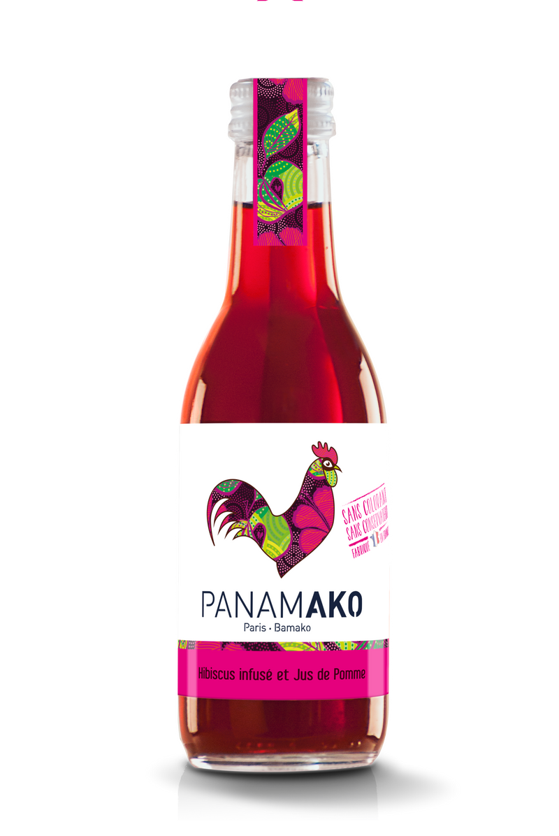 Hibiscus Pomme 25cl