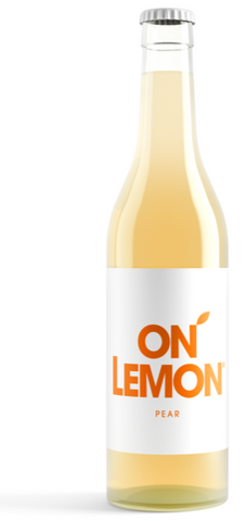 On Lemon Poire verre 33cl