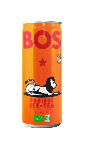 Bos Pêche cans 25cl