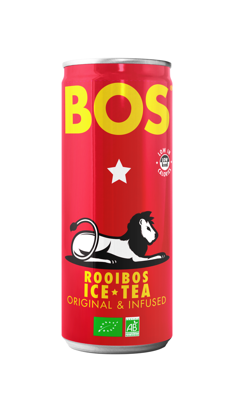 Bos Pure Original cans 25cl