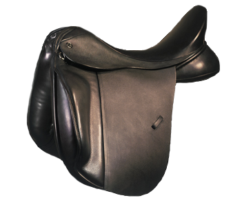 The Debbie McDonald Dressage Saddle