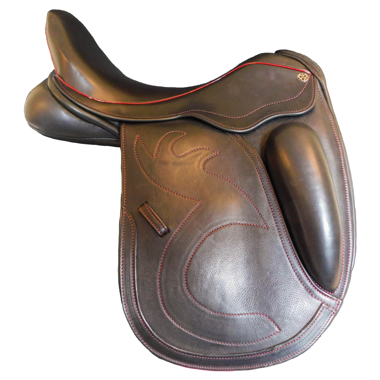 The Ethos Monoflap Dressage Saddle