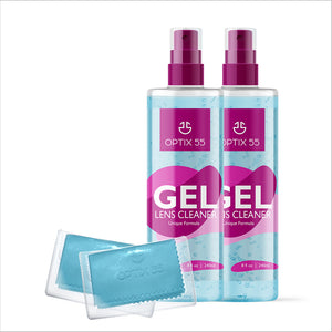 Gel Lens Cleaner Kit