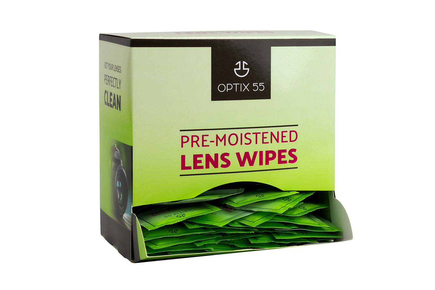 Lens Wipes- Individually Wrapped