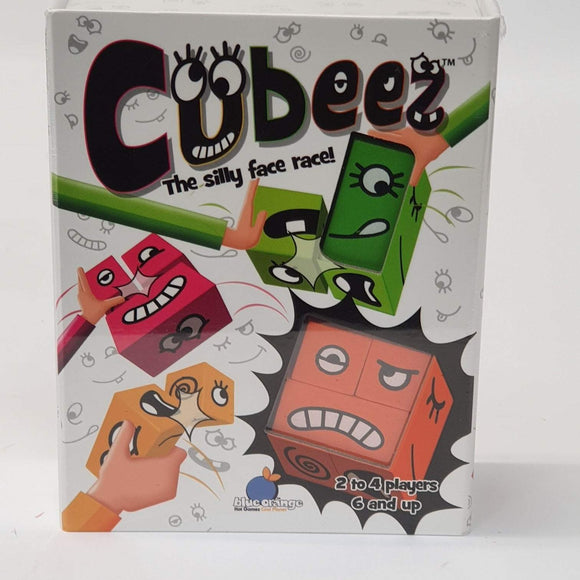 Cubeez: The Silly Face Race!