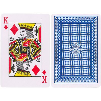Playing Cards: Jumbo Playing Cards