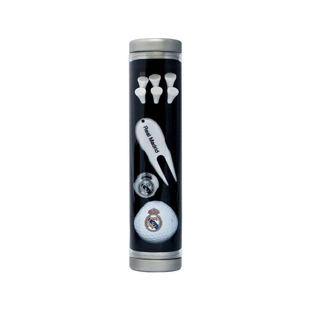 Golf Gift Tube: Real Madrid F.C (CLEARANCE)