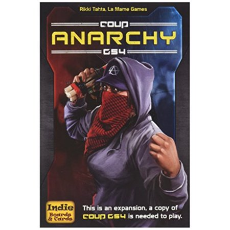 Coup Anarchy G54  (Expansion)