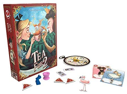 Tea For 2 Limited Edition Card Game