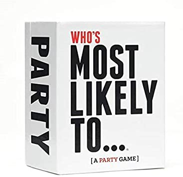 Who's Most Likely To... Game