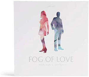 Fog Of Love Game and Expansions (CLEARANCE)