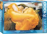 Fine Art (Leighton) Flaming June - Eurographics 1,000 piece Jigsaw Puzzle