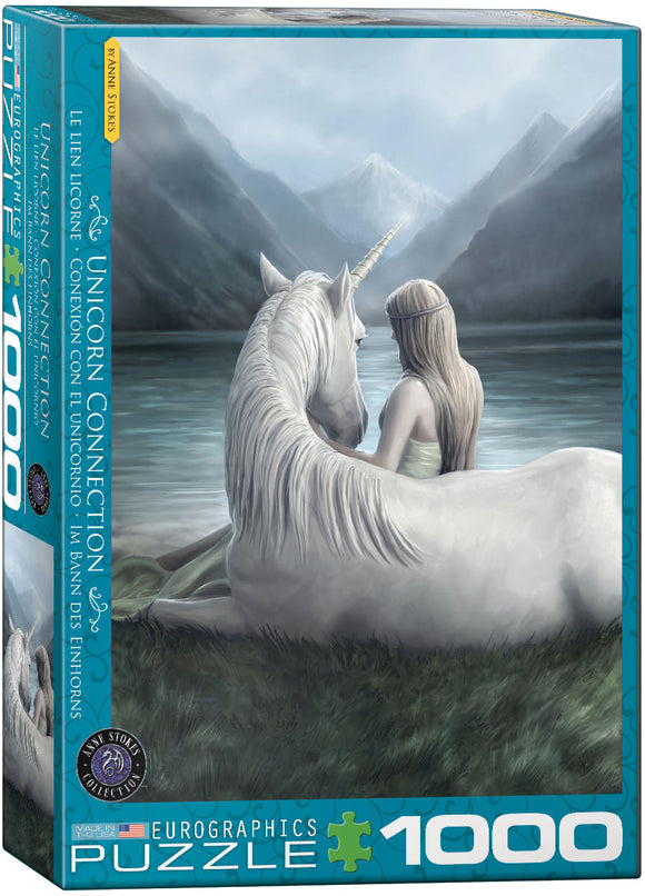 Unicorn Connection - EuroGraphics 1,000 jigsaw puzzle