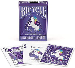 Playing Cards: Unicorn - Bicycle