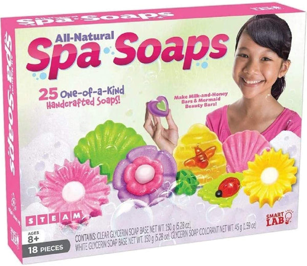 Spa Soaps - All Natural Kit
