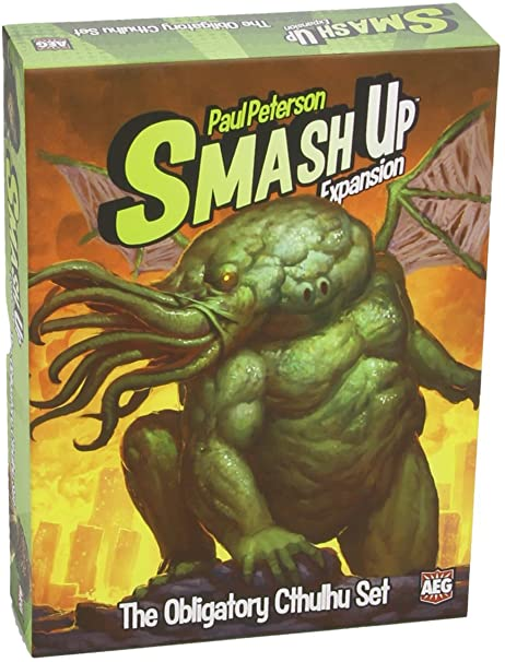 Smash Up Game (EXPANSIONS)