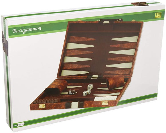 Backgammon: 15