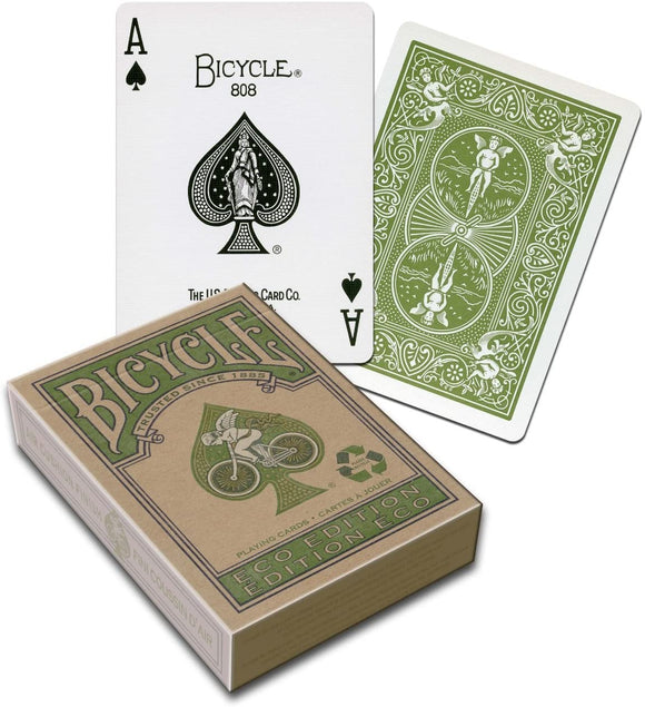 Playing Cards: Eco Edition - Bicycle