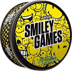 Smiley Games (French Edition) CLEARENCE