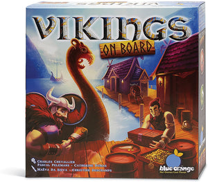 Vikings on Board Game - CLEARANCE