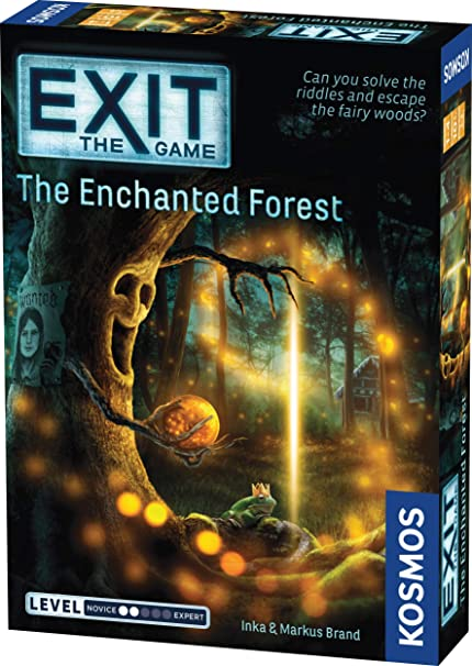 EXit Games: THE ENCHANTED FOREST