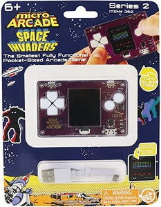 Micro Arcade - Space Invaders