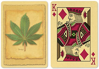 Playing Cards: Hemp - Bicycle