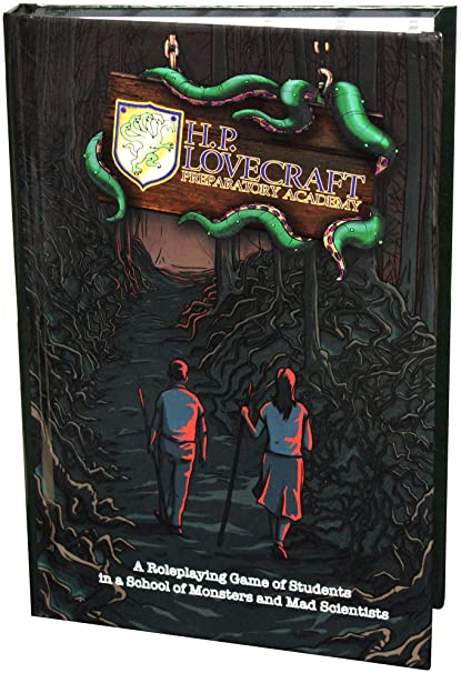 H.P Lovecraft Preparatory Academy - Roleplaying Game