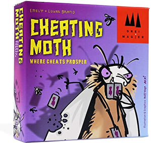 Cheating Moth Card Game