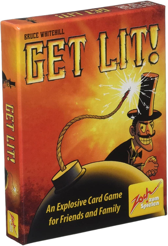 Get Lit! Card Game