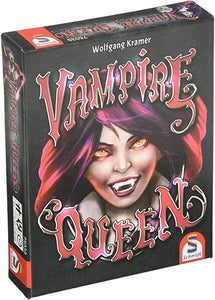 Vampire Queen Card Game