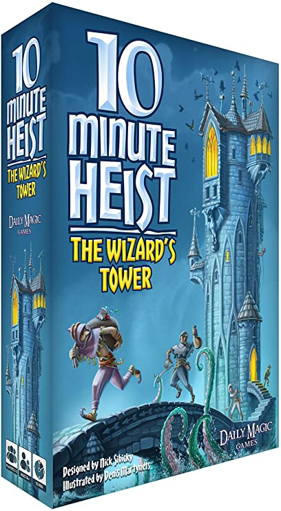 10 Minute Heist: The Wizard's Tower Card Game