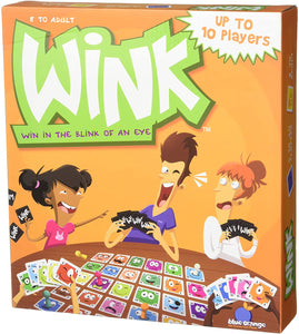 Wink (win in the blink of an eye) Game