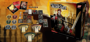 Betrayal at Baldur's Gate Game