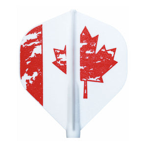 Cosmo Canadian Flag Standard Flight