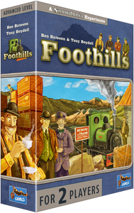 Foothills Game - For 2 Players
