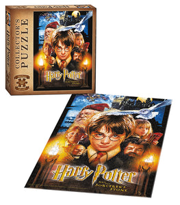 Collector's Puzzle- Harry Potter and the Sorcerer's Stone  - 550 piece puzzle