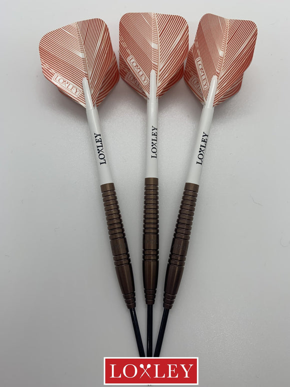 Loxley Tuck 90% Tungsten Darts (USA Shipping Extra)