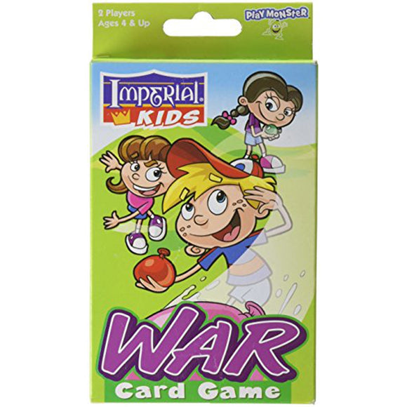Kids Classic Card Games CLEARANCE $1.99