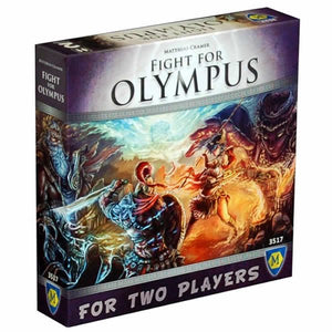 Fight For Olympus Board Game